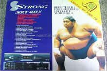 2014 hot selling factory strong mpeg4 satellite receiver srt 4669x