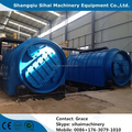 waste tyre refining to oil machine with CE and ISO