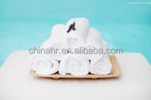 zibo home textile airline disposable organic terry dish towel