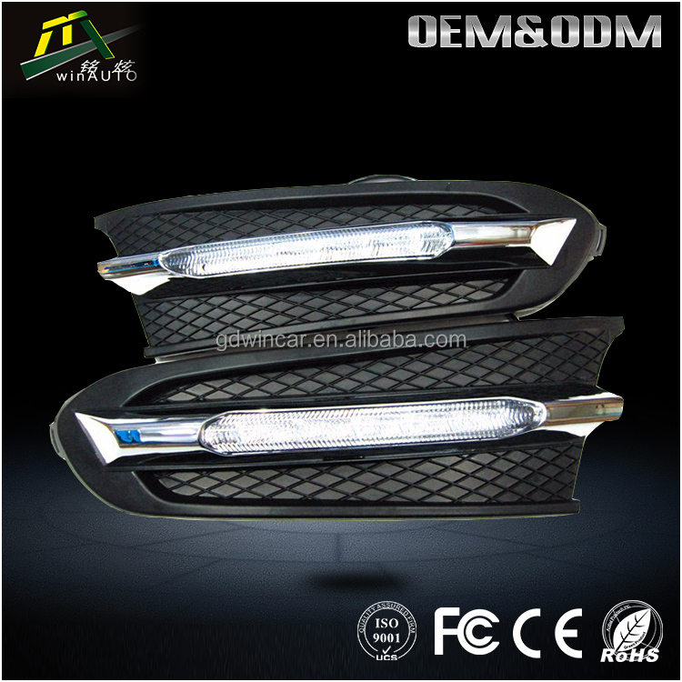 Wholesale Car Accessories drl led daytime running light For Vw Polo