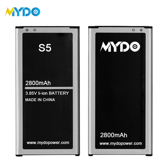 2800mah mobile battery for samsung galaxy s5