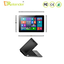 Wholesale Windows 8.1 Intel Baytrail-T Quad-core Tablet 10.1' Inch 1G RAM 16G Tablet PC with DC Connector