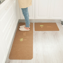 Kitchen Rugs Set 2 Piece Non-Slip Kitchen Mats and Rugs Runner SetKitchen Floor Rug Runner Doormat Runner