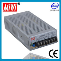 SP-150-12 150w 12v 12.5a Switch Power Supply LED Driver PFC function