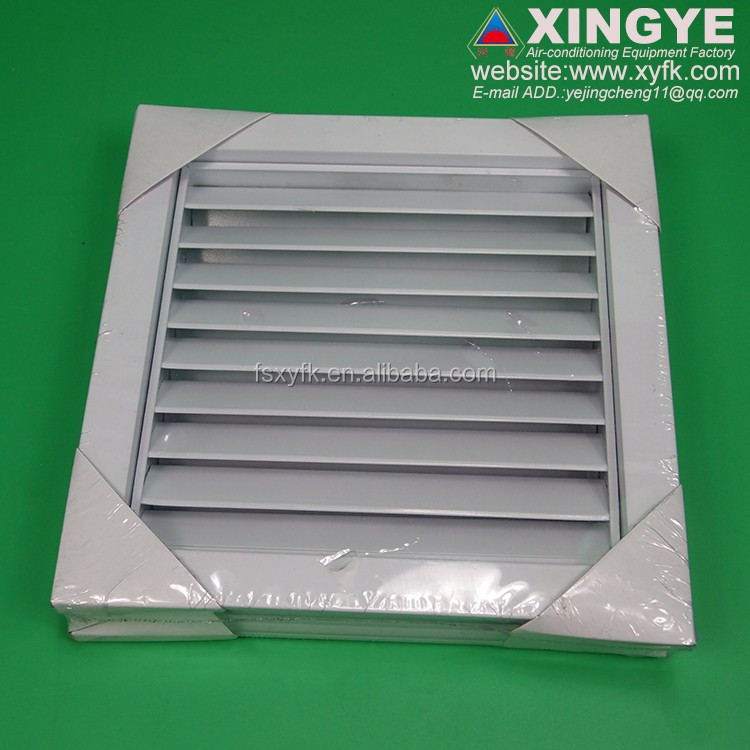 double face air grille aluminum door grilledouble face air grille vent