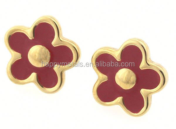 dubai fashion jewelry stud earrings in bulk,albaba stud earrings in bulk