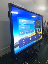 New product Riotouch 86 inch AIO touch screen monitor/display for Training,Meeting,Teaching