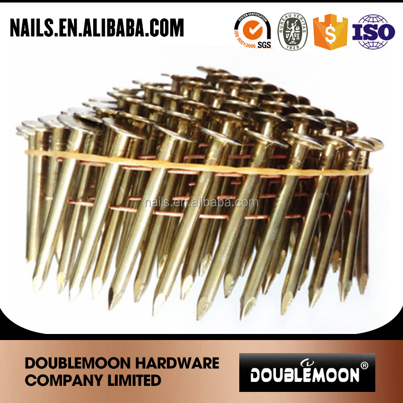 "1 1/4"" coil nail to Amarica"