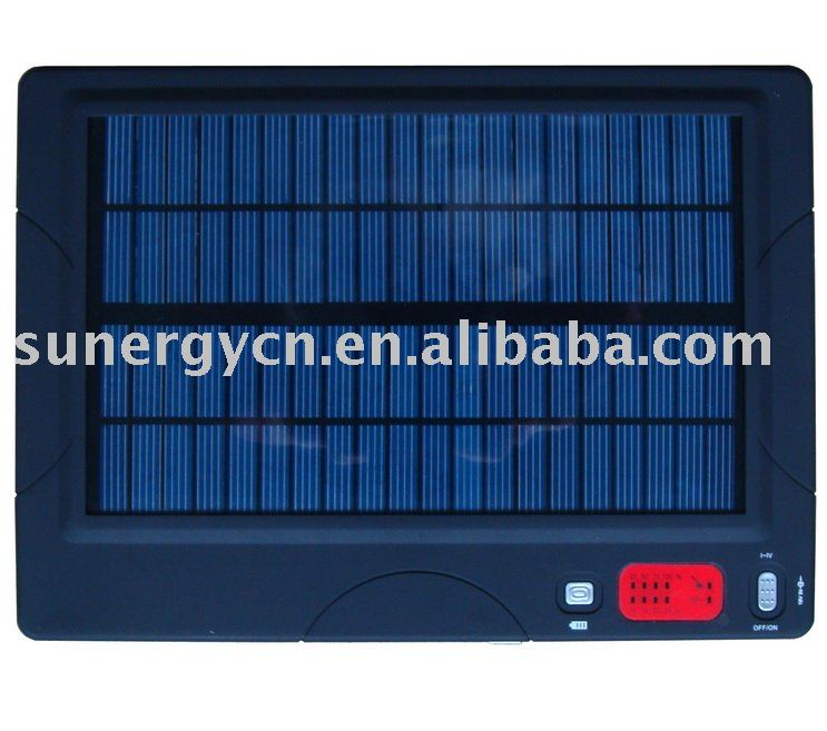 best quality solar laptop charger of 54000mAh battery and 4W solar panel