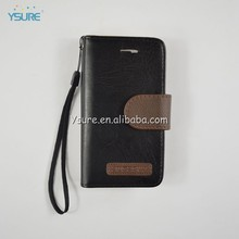 New product Leather Wallet Book Case For IPhone 5/5S