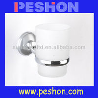 Stainless steel bathroom accessories stainless cup holders
