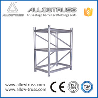 Truss Manufacturer stage monitor hi-fi woofer professional speakers truss lift tower