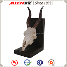 Waves antelope horn head wholesale customized grave decorations