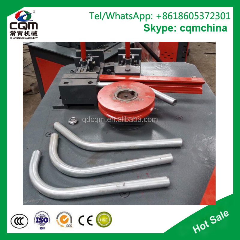 square tube pipe hydraulic electric bending machine