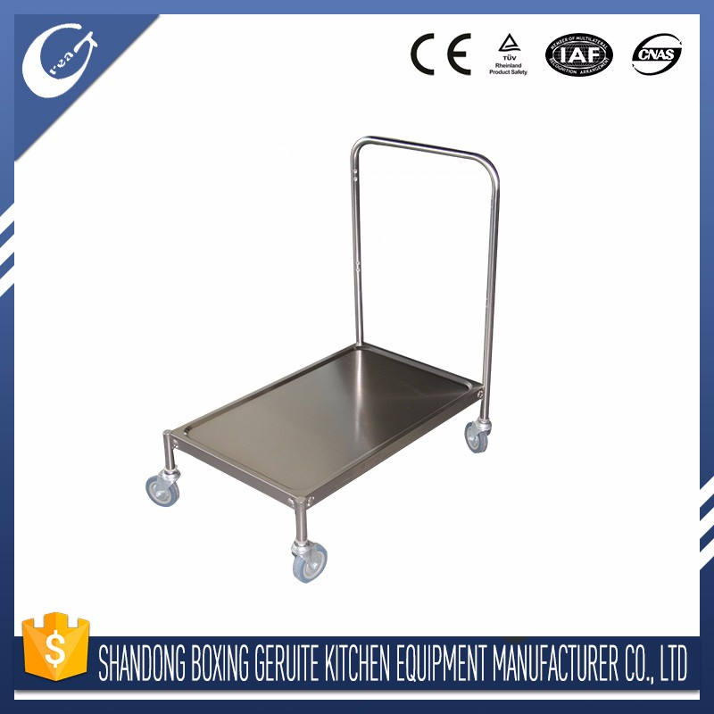 Custom Wholesale tool trolley hotel housekeeping maid cart trolley
