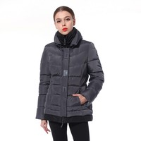 Luxury Casual Street Style Womens Super Warm Winter Jackets