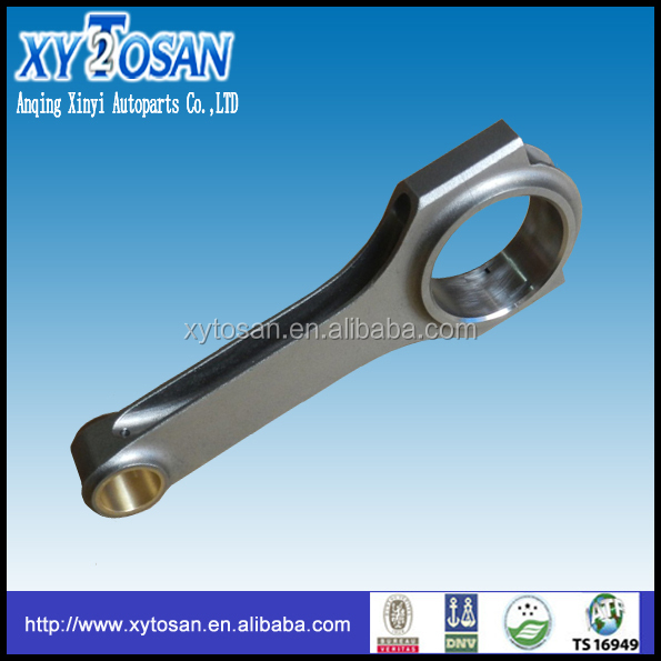 forged steel 4340 connecting rod for Toyota CRT-1(4EFTE)