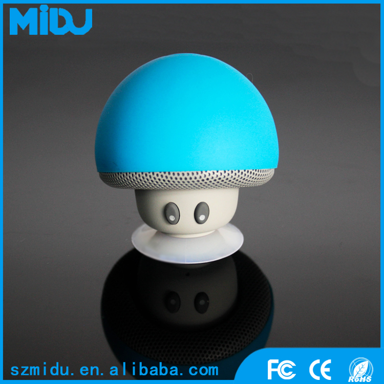 MIDU M-B3 Fantastic Wireless Mushroom V2.1 Bluetooth Mini <strong>Speaker</strong>