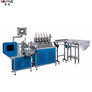 Environmentally Full Automatic Paper Drinking Straw Making Slitting Rewinging Machine
