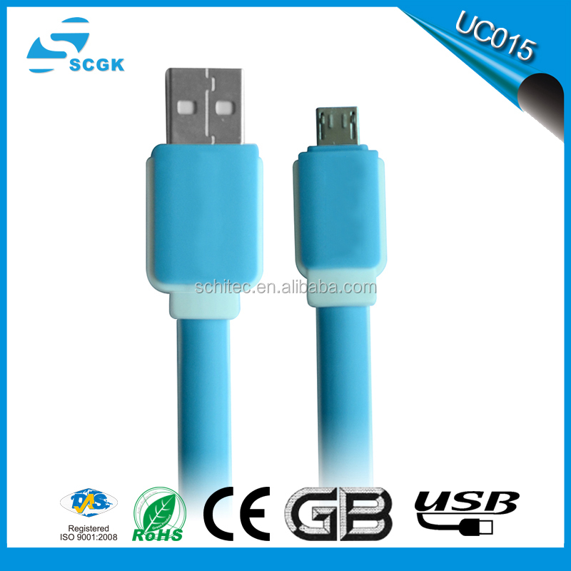 2017 dropshipping electronic Power & Data USB fast cables price list