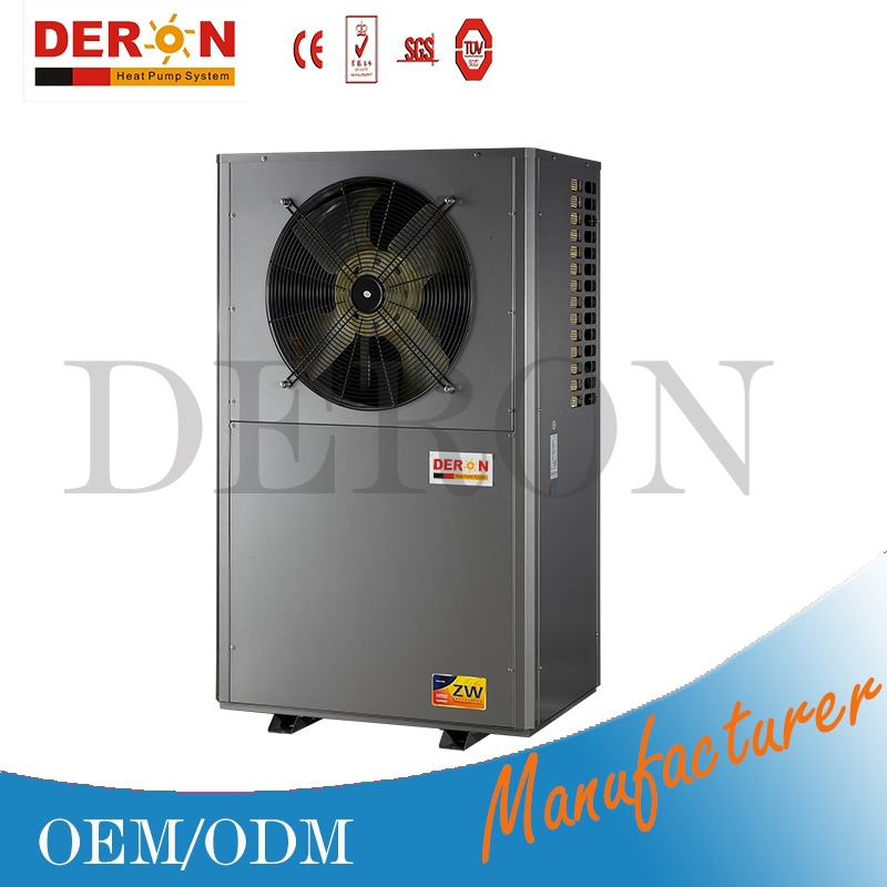 air source wather heater thermodynamic system wother pomp for low temperature cold area