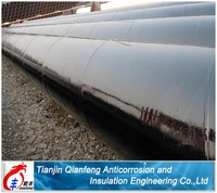 high quality and cheaper epoxy coal tar pitch coating steel pipes