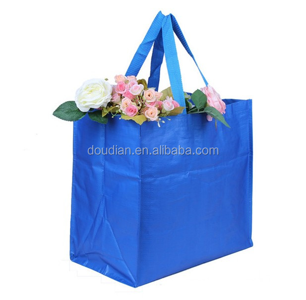 Wholesale Eco Friendly Reusable Bags Pp Woven Bag