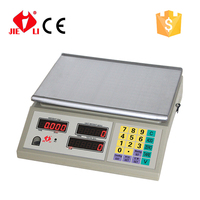 Counting Apparatus Weigh Scale Used For