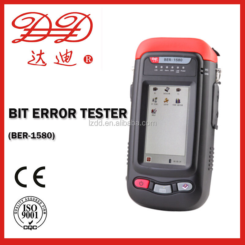 Universal data transmission testing machine/ E1 transmission analyzer