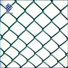 hot sale professional rubber coated chain link fence