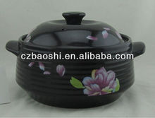 Durable ceramic pot ,healthy earthen cookware