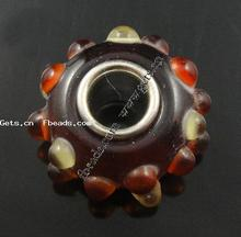 Gets lampwork hope chain ring single