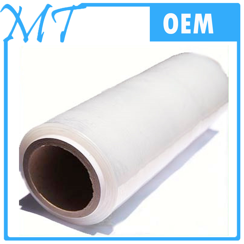 Food grade accept custom order pe/ldpe/lldpe/hdpe cling film for food