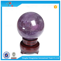 Beautiful crystal ball decoration for gift and home decoration favors