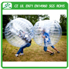 Hot!! promotion PVC/TPU bubble soccer Inflatable bumper ball body zorbing bubble ball