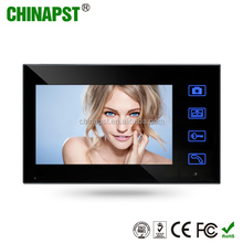 New Arrival Elegant Design 7 inch TFT LCD wired video door phone Wireless door camera intercom PST-WVD07T