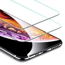 Screen Protector for iPhone Xs X Premium Tempered Glass Screen Protector for iPhone Xs Max 6.5