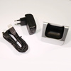 Dock Charger + power supply + USB cable for Alcatel Dect 8232
