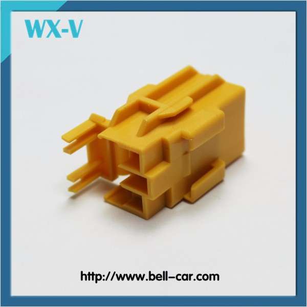 2 Pin Automotive PA66 Connector and Terminal 348794-3