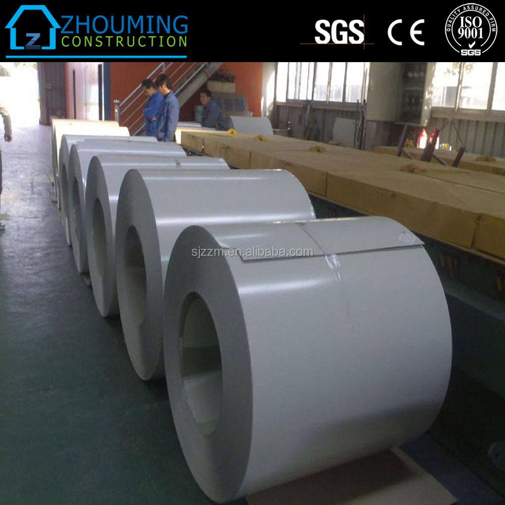 PPGI color coated steel coil from hebei