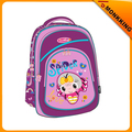 Pink Spider Girl High Quality Waterproof Travel Sports School Backpack