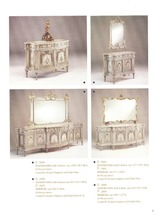 MQN(S) European Style Royal Dining Room Furniture Set
