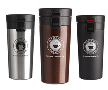 2018 Hot Sale Double Wall Stainless Steel Vacuum Insulated Thermos Coffee Mug