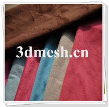 Polyester Suede Fabric for Sofa,Car Upholstery,Home Textile