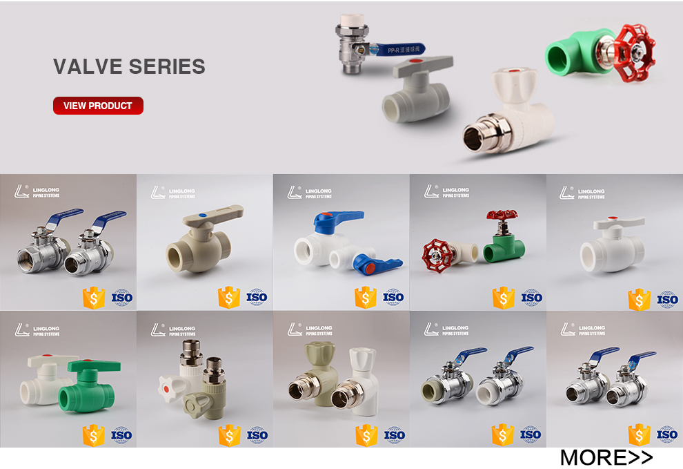 Wholesale ppr male valve for water supply