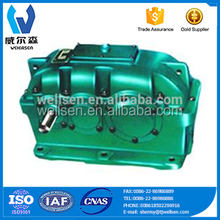 ZLY180 Cylindrical Marine Gearbox Gear Speed Reducer