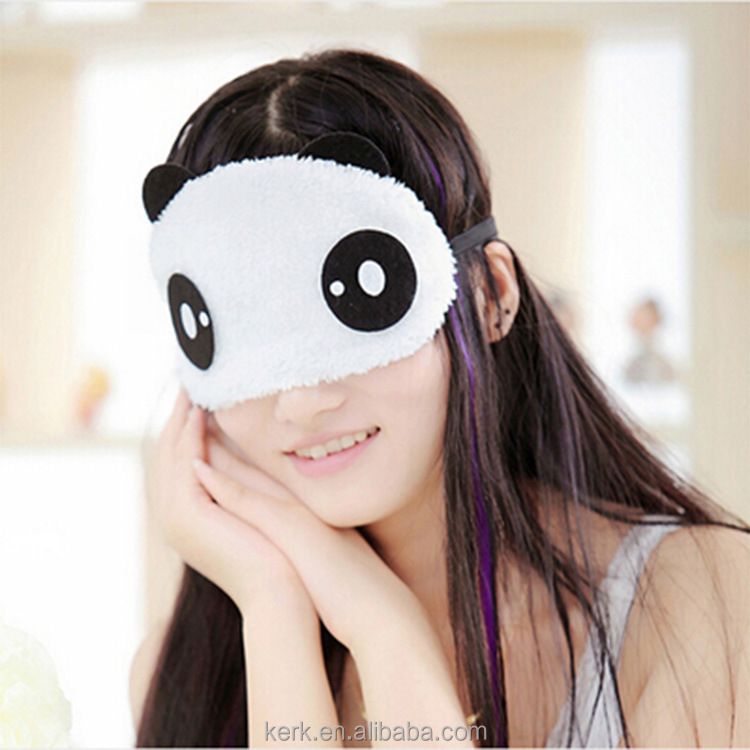 Big <strong>eye</strong> funny cartoon character customization sleep <strong>eye</strong> mask