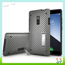 Net Case Series 2-in-1 Protect Phone Case With Holder For One Plus Two