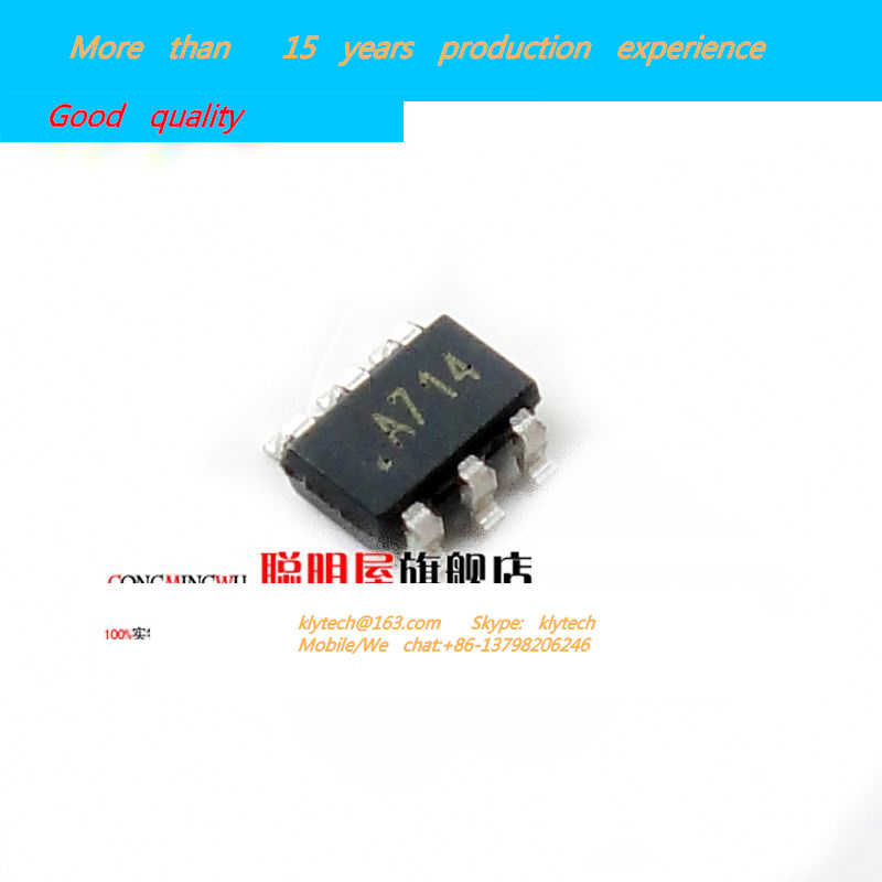 New ic chips APM2701ACC-TRG small signal transistor Brand authentic APM2701AC SOT23-6