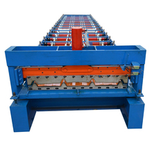Roof Sheet Panel Color Steel Roll Forming Machine